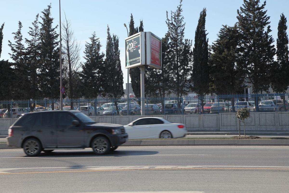 Durukan Advertising Ataturk Airport Sign A-02