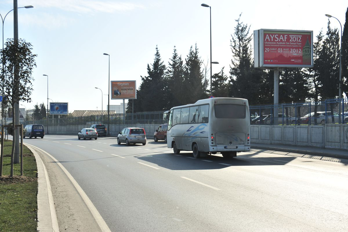 Durukan Advertising Ataturk Airport Sign A-02