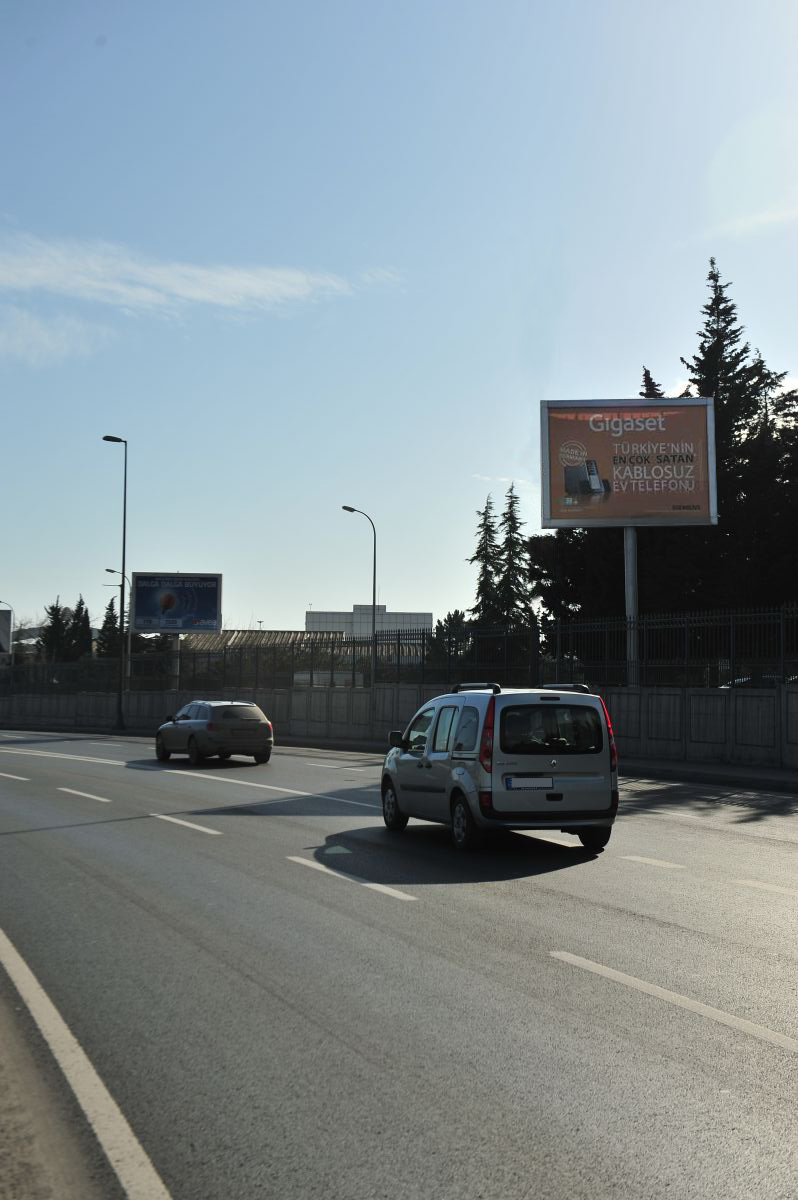 Durukan Advertising Ataturk Airport Sign A-03
