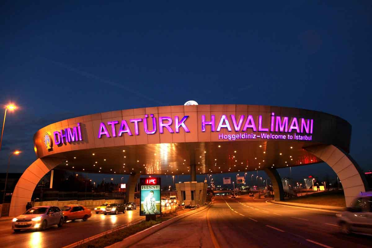 Durukan Advertising Ltd - Atatürk Airport - 180 million views
